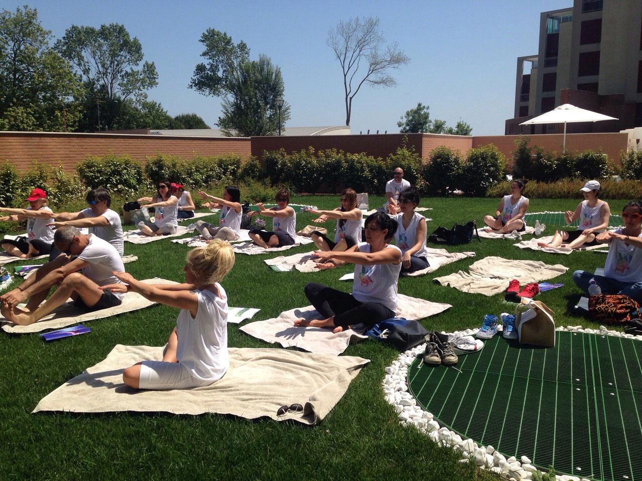 yoga coaching per lemi group