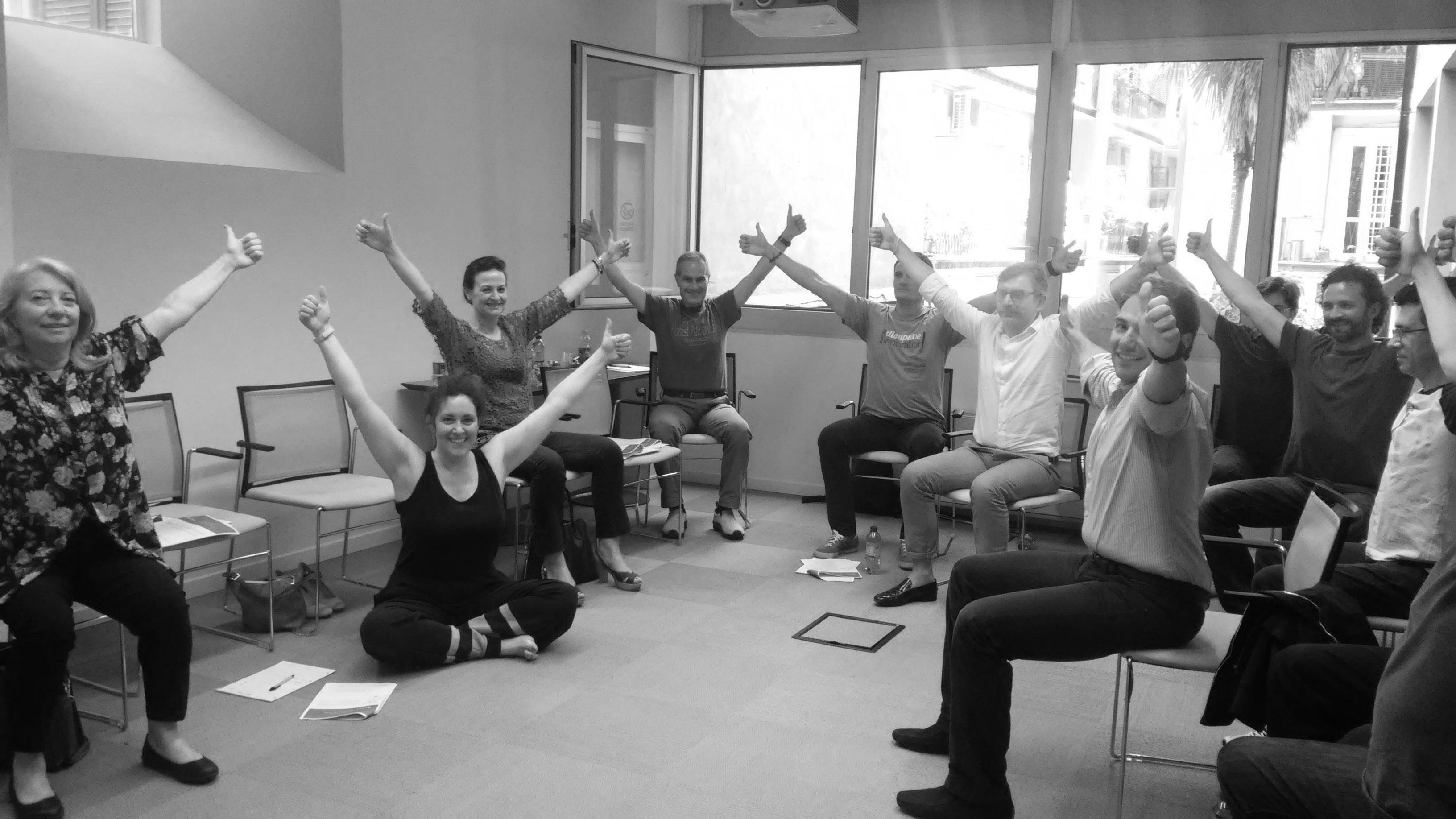 nuovi corsi yoga coaching al cfmt - stagione 2017