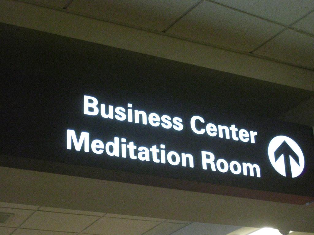 repubblica su yoga in azienda