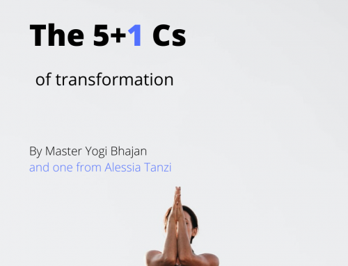 The 5+1 Cs of Corona Awakening